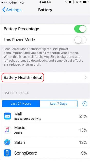 How to disable CPU throttling on your iPhone - Blog - Wise