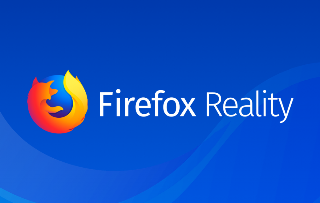The latest version of Firefox for virtual reality