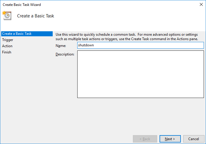 How to set automatic shutdown timer on Windows 10 - Blog