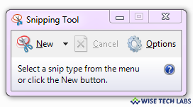 Snipping Tool - Wise Tech Labs