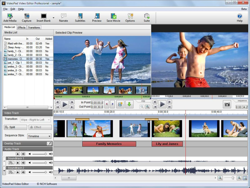 VideoPad Video Editor_WiseTechLabs