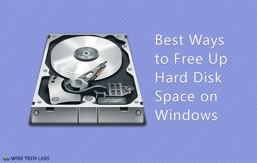 best_ways_to_free_up_hard_drive_space_on_windows_wise_tech_labs