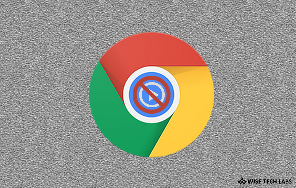 Google has announced Version 66 to block annoying autoplay videos