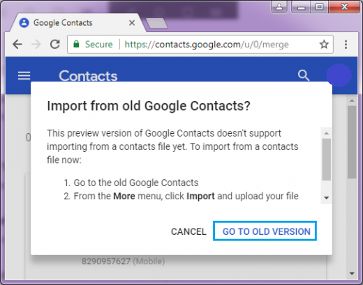 How to import and export Android phone contacts - Blog