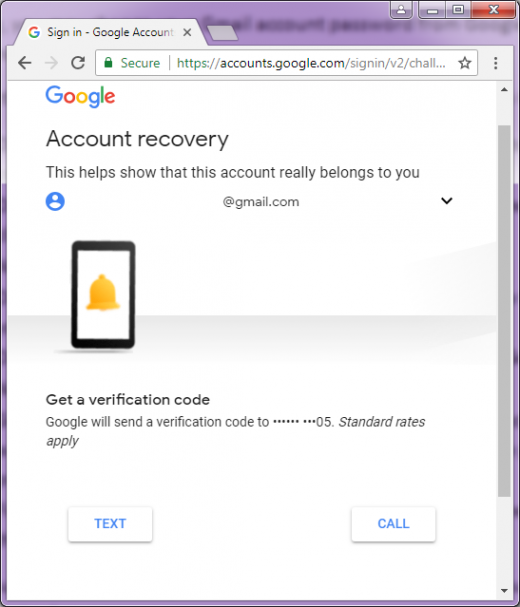 How to change or reset Your Gmail account password - Blog