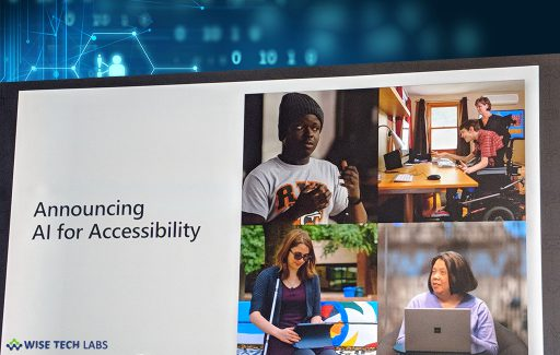 microsoft_announced_launch_of_25m_project_to_use_ai_for_disabilities_wise_tech_labs