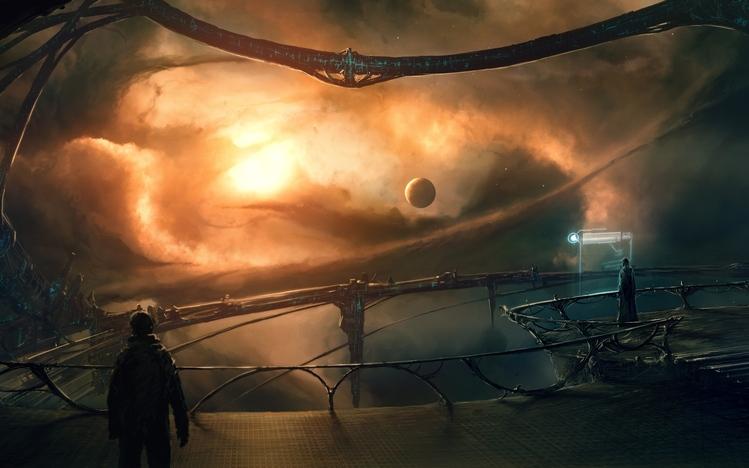 Theme Sci-Fi-WiseTechLabs