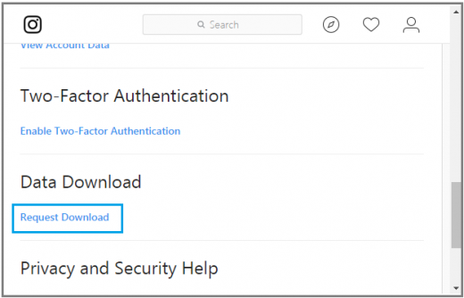 how_to_download_ all_your_instagram_account_data_wise_tech_labs_4