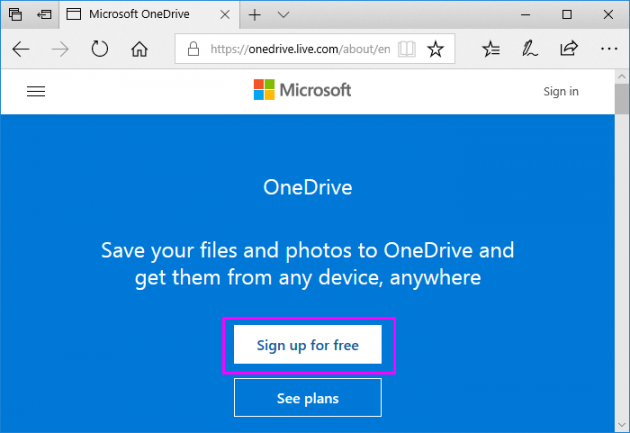 sign_for_free_one_drive_account_wise_tech_labs