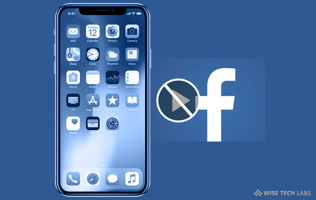 How to disable auto playing sound for videos on Facebook - Blog
