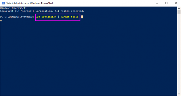 How to disable or enable network adapters on Windows 10