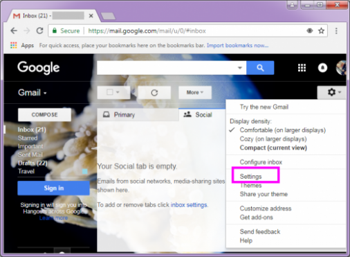 How to change profile picture in your Gmail account - Blog
