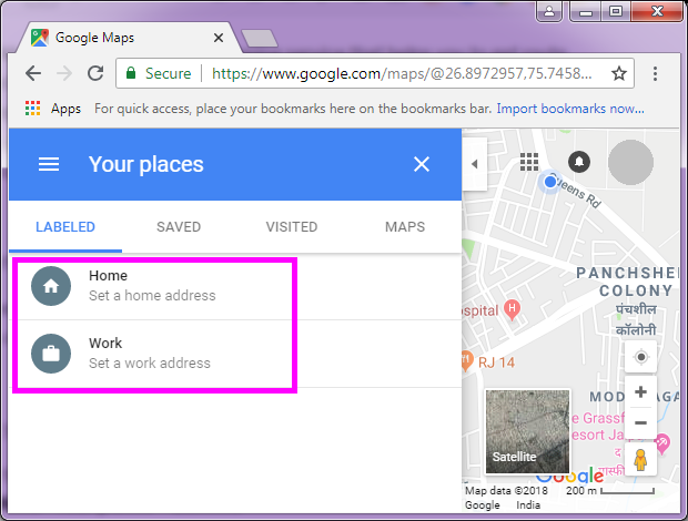 How to set or change your home and work address in Google Maps ... Change Home Address On Google Maps on