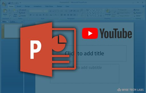 how-to-insert-you-tube-video-into-powerpoint-wise-tech-labs