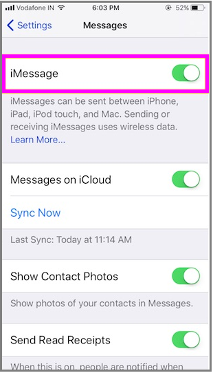 How to configure iMessage settings for iPhone or iPad - Blog