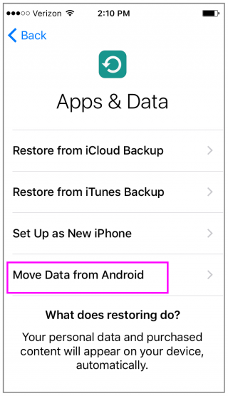 move-data-from-android-wise-tech-labs