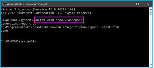 create-WiFi-History-Report-in-Windows10-wise-tech-labs