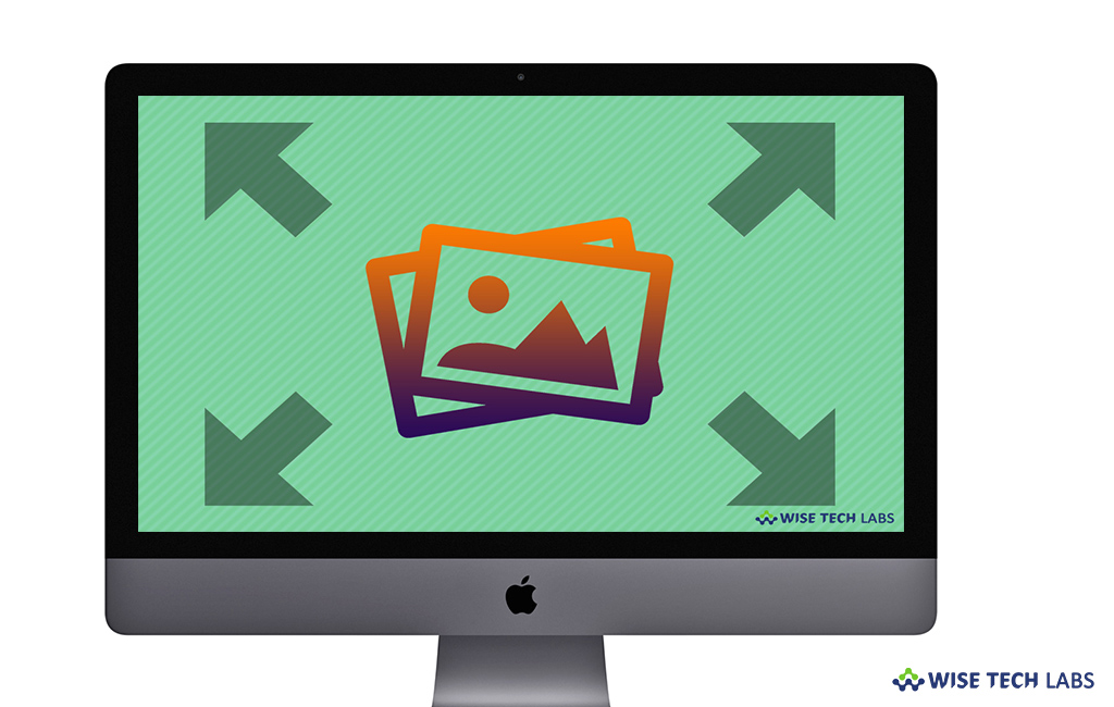 How to resize images using Automator on your Mac - Blog
