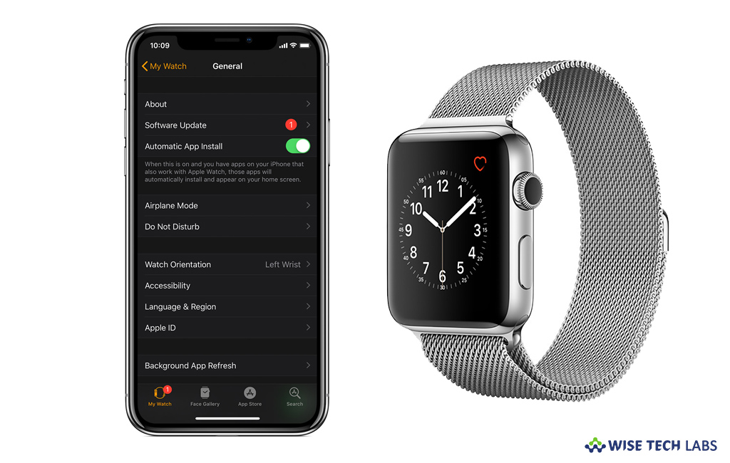 How to update your Apple Watch with latest watchOS 5 - Blog