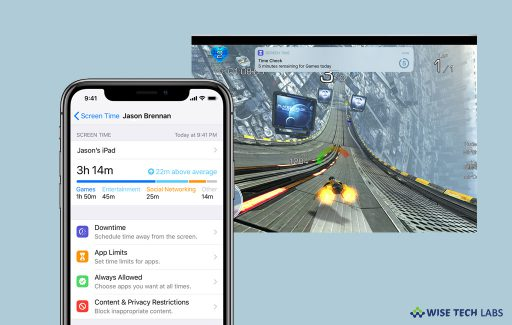 how-to-use-ios-12-screen-time-and-app-limit-feature-on-your-iphone-wise-tech-labs