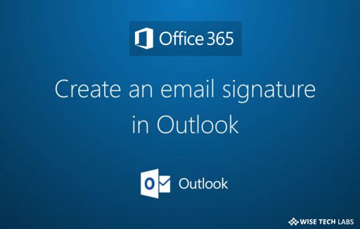 how-to-generate-and-add-signature-to-messages-in-microsoft-outlook-wise-tech-labs