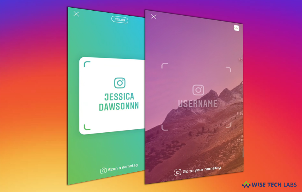 how-to-use-instagrams-new-nametag-feature-wise-tech-labs