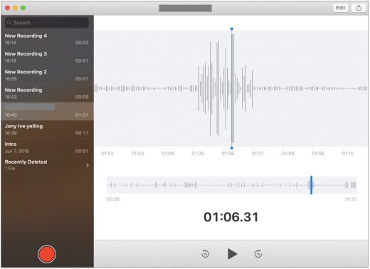 How to use Voice Memos on your Mac - Blog - Wise Tech Labs