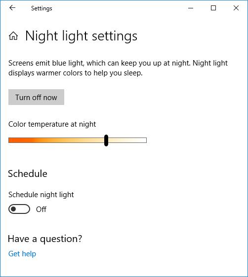 NightLight-settings-wise-tech-labs