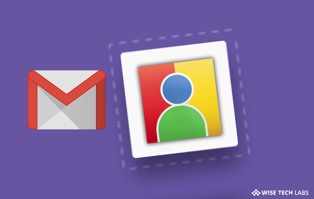 how to change profile on gmail