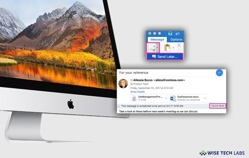 how-to-delay-or-schedule-delivery-of-emails-in-outlook-365-on-your-mac-wise-tech-labs