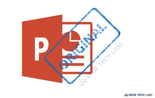 how-to-use-a-watermark-to-slides-in-powerpoint-wise-tech-labs