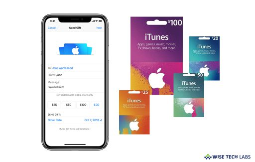 how-to-send-app-store-and-itunes-gifts-via-email-using-your-ios-device-wise-tech-labs