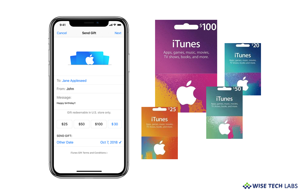 How to send App Store and iTunes Gifts via email using your