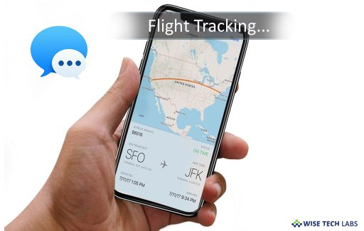 how-to-track-your-flight-in-imessages-on-your-mac-or-ios-devices-wise-tech-labs