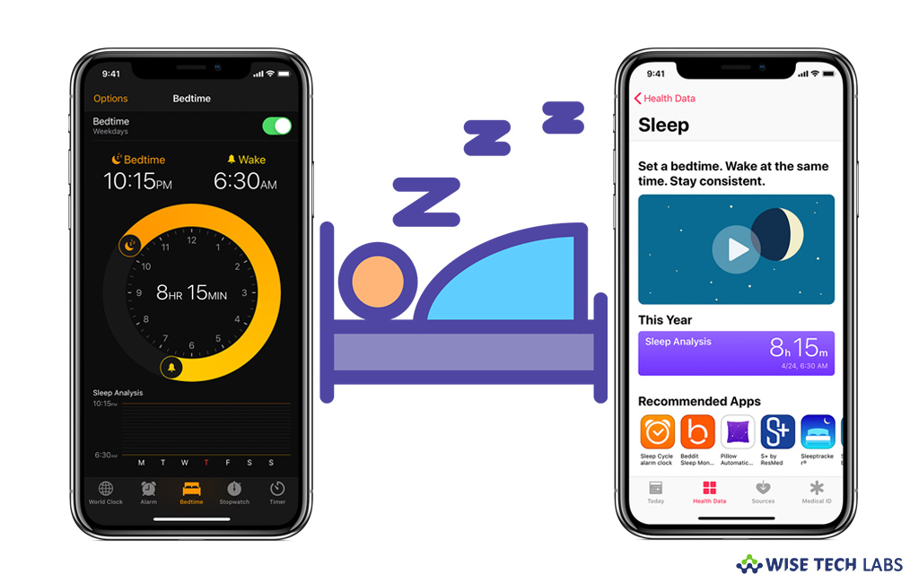 how-to-use-bedtime-to-track-your-sleep-on-your-ios-device-wise-tech-labs