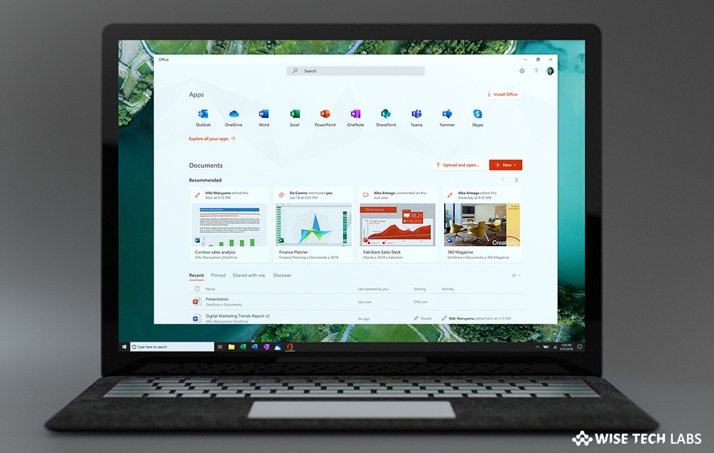microsoft-launches-a-new-office-app-for-windows-10-users-wise-tech-labs