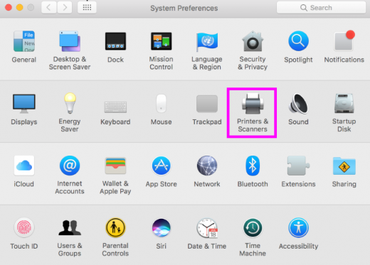 printers-scanners-system-preferences-wise-tech-labs