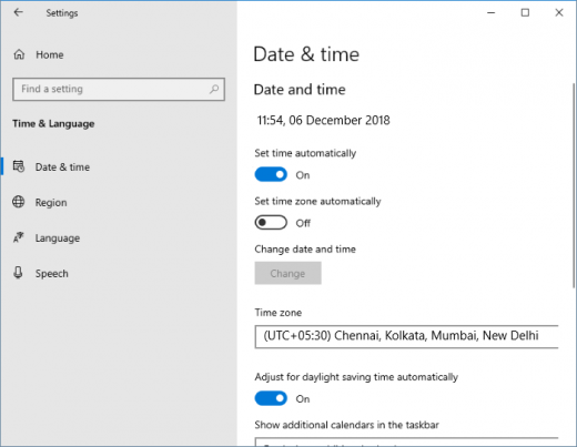 set-time-automatcially-win10-wise-tech-labs