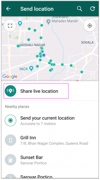 share-live-location-android-wise-tech-labs