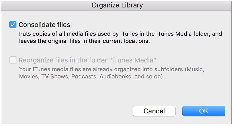 consolidate-files-itunes-wise-tech-labs