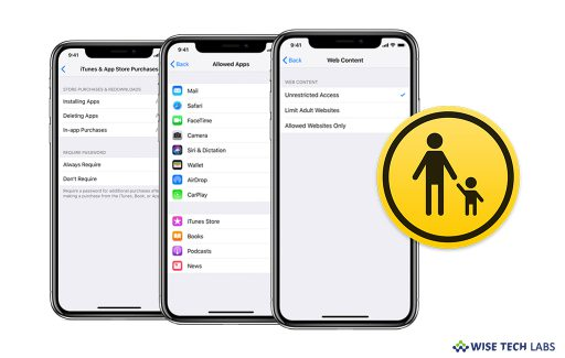 how-to-manage-parental-controls-with-screen-time-on-ios-12-wise-tech-labs