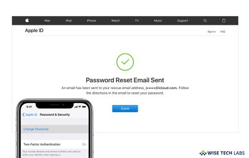 how-to-reset-your-apple-id-password-with-two-factor-authentication-on-your-mac-or-ios-device-wise-tech-labs