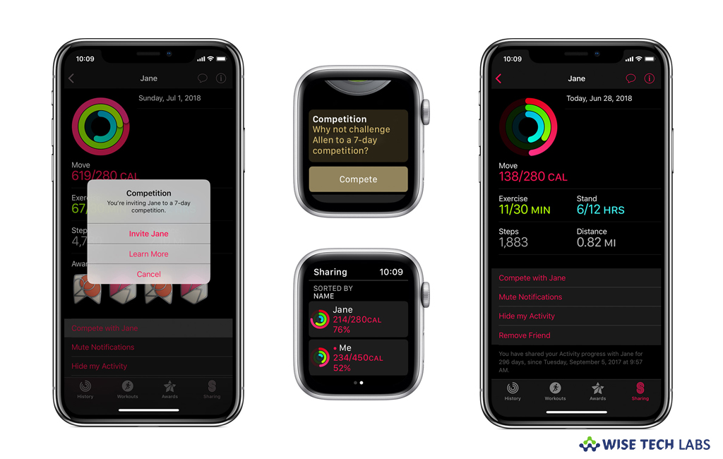 how-to-share-your-activity-and-compete-with-friends-with-your-apple-watch-wise-tech-labs