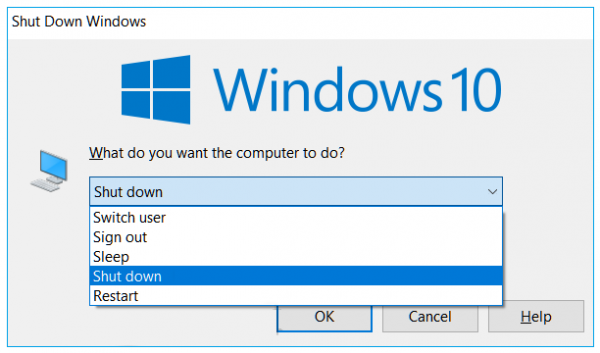 shutdown-windows10-wise-tech-labs