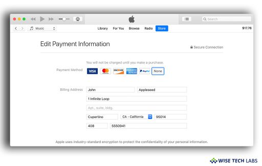 how-to-change-or-remove-your-apple-id-payment-information-from-your-computer-wise-tech-labs