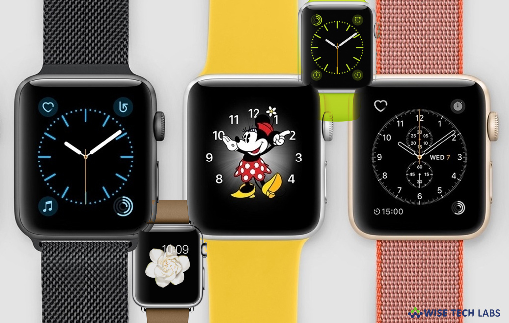 How To Insert Customized Monogram On Your Apple Watch Blog Wise Tech Labs