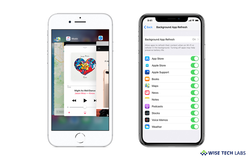 c8c31b8f16f How to switch apps on your iPhone, iPad or iPod Touch - Blog - Wise ...