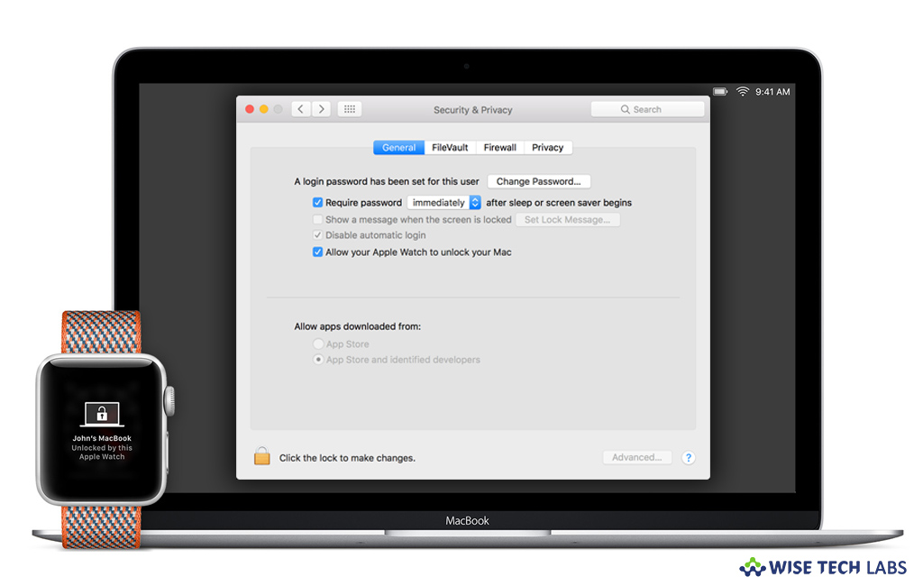 How to use Auto Unlock feature to unlock your Mac using your