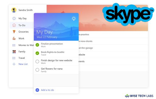 what-is-microsoft-to-do-and-how-to-use-it-in-skype-wise-tech-labs