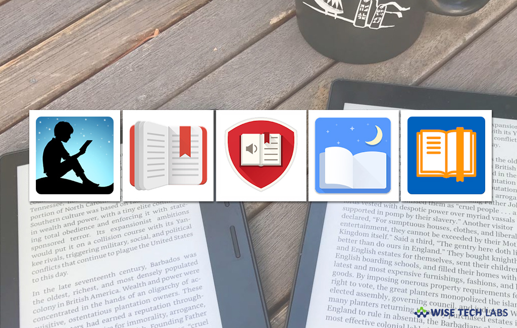 5 Best Ebook Reader Apps For Android In 2019 Blog Wise